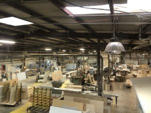 Architectural Wood provides a model for local business growth, town development